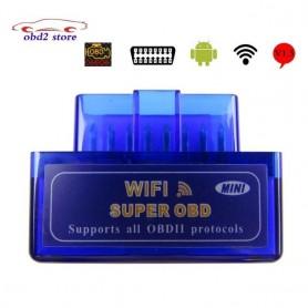 ESCANER AUTOMOTOR WiFi SCANNER ELM327 OBD2 MULTIMARCA