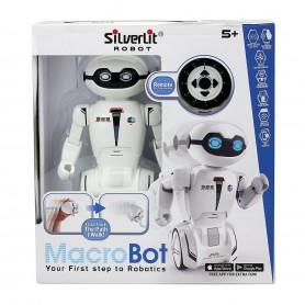 ROBOT INTELIGENTE MACROBOT SILVERLIT CON CONTROL REMOTO APP