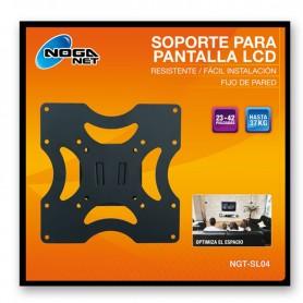 SOPORTE LCD NOGA NGT-SL04 23'' A 42'' HASTA 37KG
