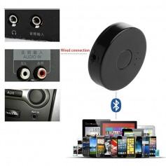 TRANSMISOR EMISOR BLUETOOTH SMART TV EQUIPO DE AUDIO MP3 DVD DOS AURICULARES