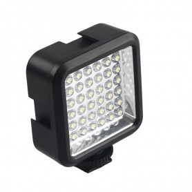 LUZ LED DE VIDEO SUPER POWER PARA CAMARAS DE FOTO 49 LEDS
