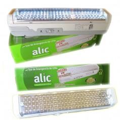 LUZ DE EMERGENCIA ALIC 100 LEDS DURACION 7HS