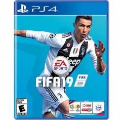 JUEGO PS4 FIFA 2019 SPORT FISICO PLAYSTATION 4 ULTIMO LANZAMIENTO