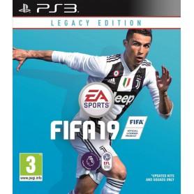 JUEGO PS3 FIFA 2019 SPORT FISICO PLAYSTATION 4 LEGACY EDITION ULTIMO LANZAMIENTO
