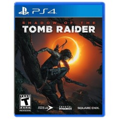 JUEGO PS4 SHADOW OF THE TOMB RAIDER FISICO PLAYSTATION 4 ULTIMO LANZAMIENTO