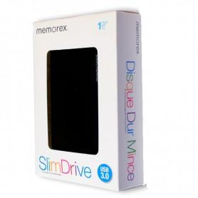 DISCO RIGIDO EXTERNO HD 1TB MEMOREX USB 3.0