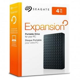 DISCO RIGIDO EXTERNO HD 4TB SEAGATE EXPANSION USB 3.0