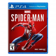 SPIDERMAN PS4 FICO SELLADO ORIGINAL MARVELS SPIDER-MAN
