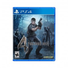 JUEGO PS4 RESIDENT EVIL 4 PLAYSTATION 4 FISICO