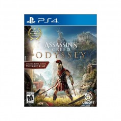 JUEGO PS4 ASSASSINS CREED ODYSSEY FISICO ULTIMO LANZAMIENTO