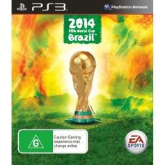 JUEGO PS3 FIFA 2014 WORLD CUP BRAZIL PLAYSTATION 3 FISICO