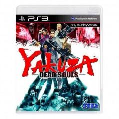 JUEGO PS3 YAKUSA DEAD SOULS PLAYSTATION 3 FISICO