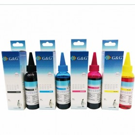TINTA EPSON ALTERNATIVA SUELTA FRASCO 250ML CYAN