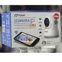 CAMARA IP INALAMBRICA NOGA NG-IP721-2 1080 FULL HD VISION NOCTURNA MOTORIZADA